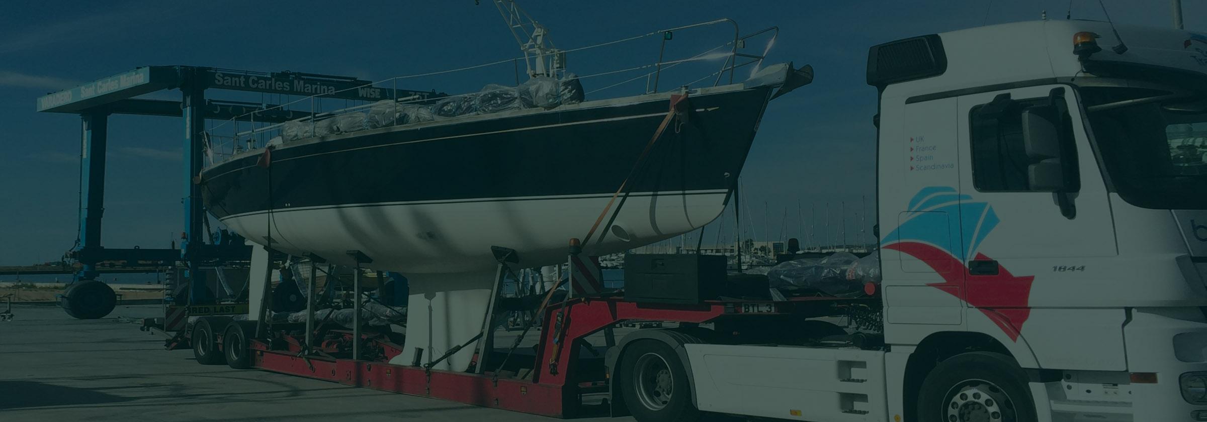 Transport Services - Seven Seas Marine Group